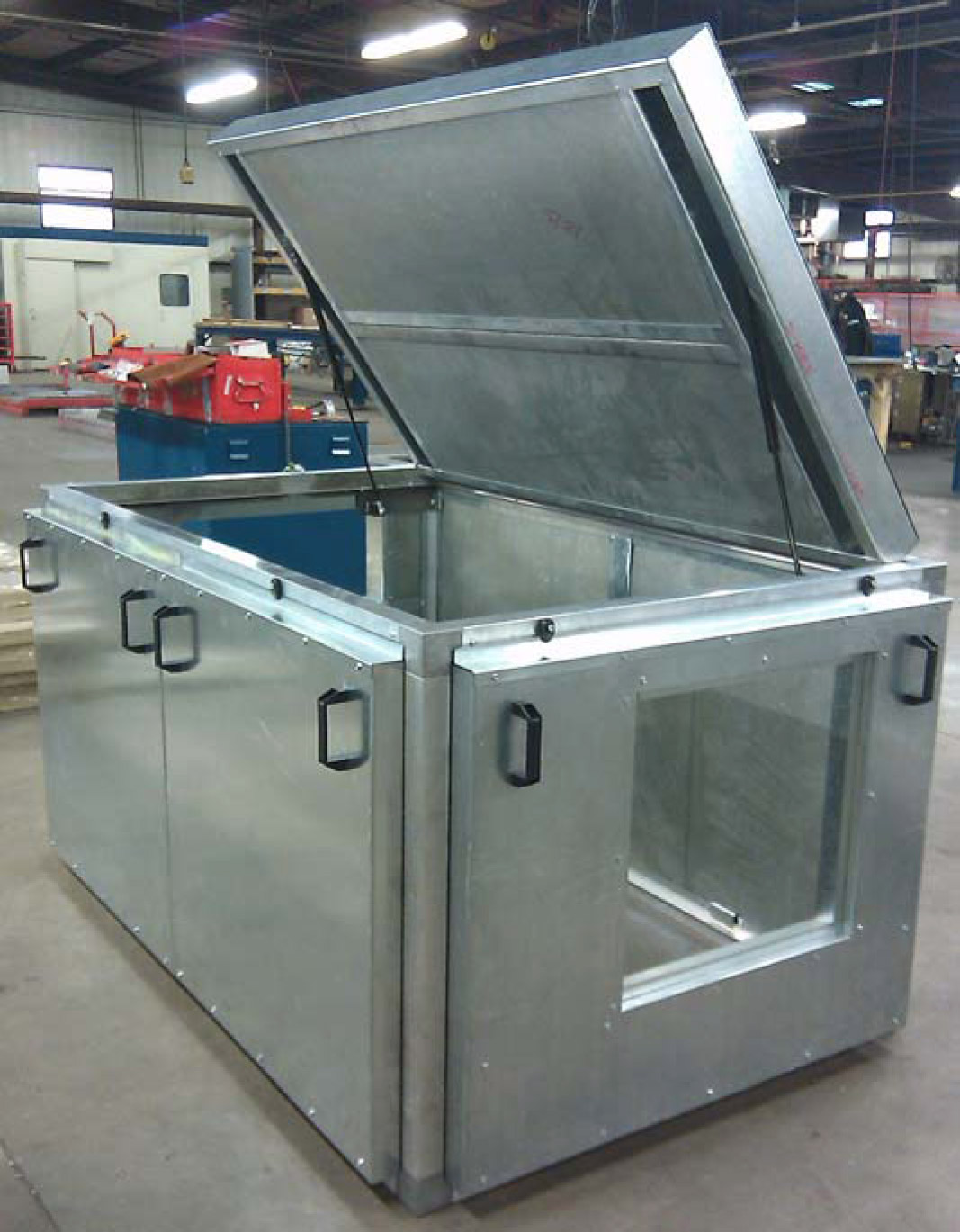 Alum A Frame Tamer Industries
