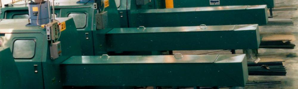 Screw Machine Enclosure, Tamer Industry, OEM enclosures