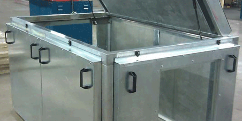 ALUM A FRAME Enclosure, Tamer Industry, OEM enclosures