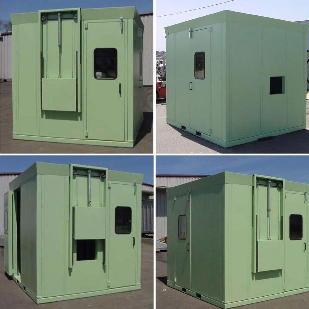 Pneumatic-Enclouser-Tamer Industries
