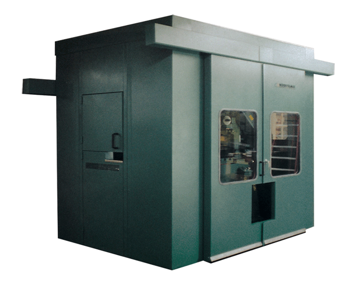 Tamer Industries-Machine-enclosure-