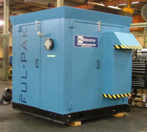 FL Smidth Ful-Pak, Enclosure Tamer Industries