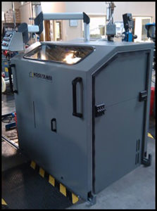 APPLICATION: NILSON 700 FOURSLIDE MACHINE, Tamer Industries